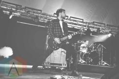 Hawkeyes performing at Leeds Festival 2015 on Aug. 28, 2015. (Photo: Priti Shikotra/Aesthetic Magazine)