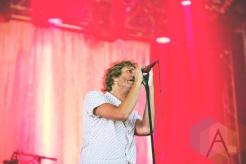 AWOLNATION performing at Leeds Festival 2015 on Aug. 28, 2015. (Photo: Priti Shikotra/Aesthetic Magazine)