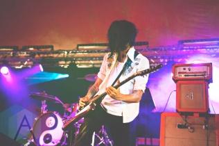 Turbowolf performing at Leeds Festival 2015 on Aug. 28, 2015. (Photo: Priti Shikotra/Aesthetic Magazine)