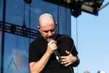 Lagwagon performing at Echo Beach in Toronto on Aug. 6, 2015. (Photo: Theo Rallis/Aesthetic Magazine)