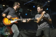 Emerson Drive performing at Boots and Hearts 2015 on Aug. 9, 2015. (Photo: Alyssa Balistreri/Aesthetic Magazine)