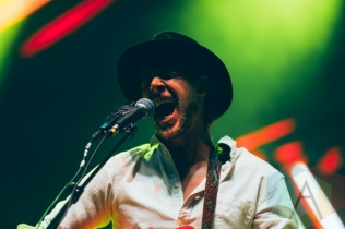 Current Swell performing at Squamish Music Festival on Aug. 6, 2015. (Photo: Steven Shepherd/Aesthetic Magazine)