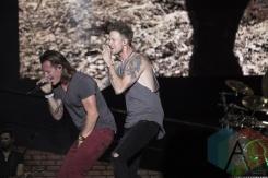 James Bay performing at Sherbourne Common in Toronto, ON on Aug. 1, 2015. (Photo: Alyssa Balistreri/Aesthetic Magazine)