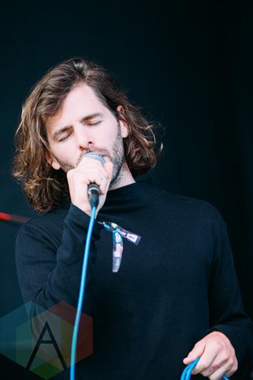 Dralms performing at the Squamish Music Festival on Aug. 7 , 2015. (Photo: Steven Shepherd/Aesthetic Magazine)