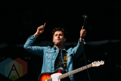 Arkells performing at the Squamish Music Festival on Aug. 7 , 2015. (Photo: Steven Shepherd/Aesthetic Magazine)