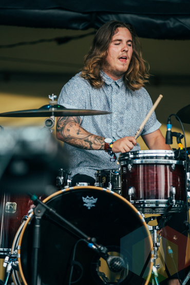 Little India performing at the Squamish Music Festival on Aug. 8, 2015. (Photo: Steven Shepherd/Aesthetic Magazine)