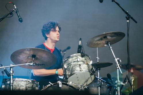 Alvvays performing at the Squamish Music Festival on Aug. 8, 2015. (Photo: Steven Shepherd/Aesthetic Magazine)