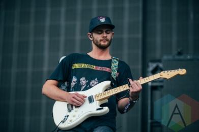 Kongos performing at the Squamish Music Festival on Aug. 8, 2015. (Photo: Steven Shepherd/Aesthetic Magazine)