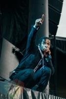ASAP Rocky performing at the Squamish Music Festival on Aug. 8, 2015. (Photo: Steven Shepherd/Aesthetic Magazine)