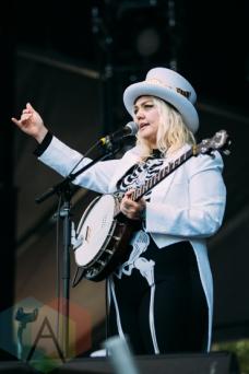 Elle King performing at the Squamish Music Festival on Aug. 9, 2015. (Photo: Steven Shepherd/Aesthetic Magazine)