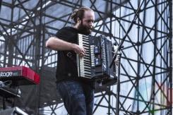 Kongos performing at Edgefest 2015 at Echo Beach in Toronto, ON on Aug. 15, 2015. (Photo: Alyssa Balistreri/Aesthetic Magazine)