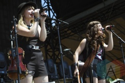 The Lovelocks performing at Boots and Hearts 2015 on Aug. 7, 2015. (Photo: Alyssa Balistreri/Aesthetic Magazine)