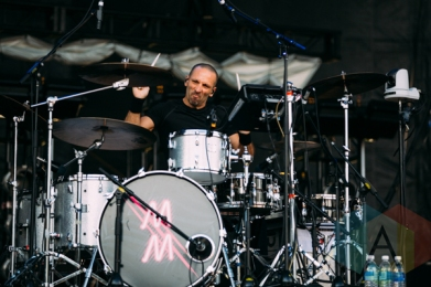 Mother Mother performing at the Squamish Music Festival on Aug. 9, 2015. (Photo: Steven Shepherd/Aesthetic Magazine)