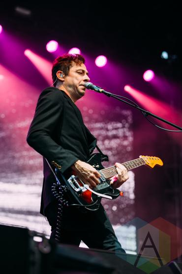 The Kills performing at the Squamish Music Festival on Aug. 9, 2015. (Photo: Steven Shepherd/Aesthetic Magazine)