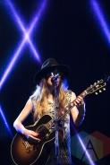 Kate Voegele performing at The Mod Club in Toronto, ON on Aug. 24, 2015. (Photo: Alyssa Balistreri/Aesthetic Magazine)