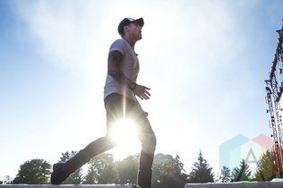 Dallas Smith performing at Boots and Hearts 2015 on Aug. 8, 2015. (Photo: Alyssa Balistreri/Aesthetic Magazine)
