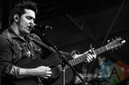 The Stellas w/ Lennon & Maisy performing at Boots and Hearts 2015 on Aug. 8, 2015. (Photo: Alyssa Balistreri/Aesthetic Magazine)
