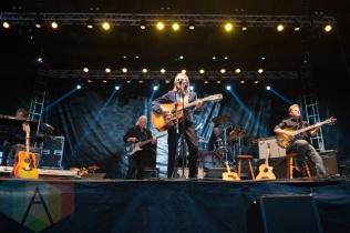 Gordon Lightfoot performing at the Greenbelt Harvest Picnic in Hamilton, ON on Aug. 29, 2015. (Photo: Orest Dorosh/Aesthetic Magazine)