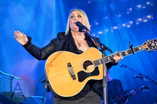 Jann Arden performing at Panamania 2015 in Toronto, ON on Aug. 11, 2015. (Photo: Justin Roth/Aesthetic Magazine)