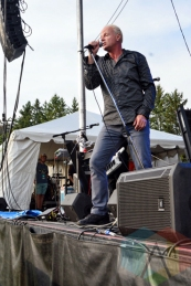 Lighthouse performing at Riverfest Elora 2015 on Aug. 14, 2015. (Photo: Justin Roth/Aesthetic Magazine)