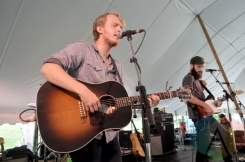 The River and The Road performing at Riverfest Elora 2015 on Aug. 15, 2015. (Photo: Justin Roth/Aesthetic Magazine)