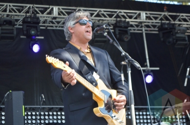 Safe As Milk performing at Riverfest Elora 2015 on Aug. 15, 2015. (Photo: Justin Roth/Aesthetic Magazine)