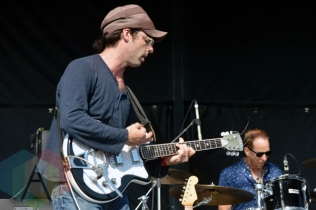 Clap Your Hands Say Yeah performing at Riverfest Elora 2015 on Aug. 16, 2015. (Photo: Justin Roth/Aesthetic Magazine)