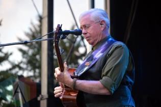 Bruce Cockburn performing at Riverfest Elora 2015 on Aug. 16, 2015. (Photo: Justin Roth/Aesthetic Magazine)