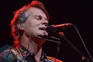 Blue Rodeo performing at Molson Amphitheatre in Toronto, ON on Aug. 22, 2015. (Photo: Justin Roth/Aesthetic Magazine)