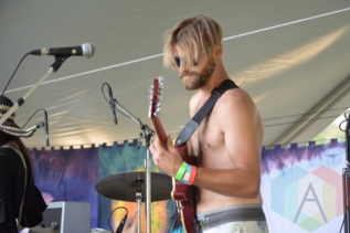 Kurt Marble performing at Camp Wavelength in Toronto, ON on Aug. 28, 2015. (Photo: Justin Roth/Aesthetic Magazine)