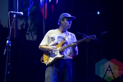 Mac DeMarco performing at Time Festival 2015 at Fort York in Toronto, ON on Aug. 15, 2015. (Photo: Brandon Lorenzetti/Aesthetic Magazine)
