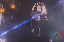 ASAP Rocky performing at VELD Music Festival 2015. (Photo: Angelo Marchini/Aesthetic Magazine)
