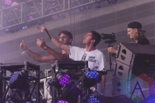 The Chainsmokers performing at VELD Music Festival 2015. (Photo: Angelo Marchini/Aesthetic Magazine)