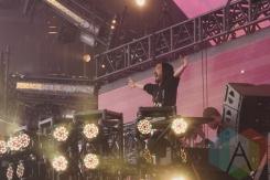 Steve Aoki performing at VELD Music Festival 2015. (Photo: Angelo Marchini/Aesthetic Magazine)