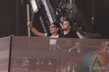 Dzeko & Torres performing at VELD Music Festival 2015. (Photo: Angelo Marchini/Aesthetic Magazine)