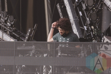 Mat Zo performing at VELD Music Festival 2015. (Photo: Angelo Marchini/Aesthetic Magazine)