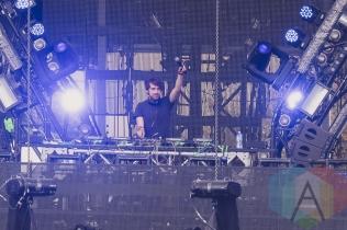 Oliver Heldens performing at VELD Music Festival 2015. (Photo: Angelo Marchini/Aesthetic Magazine)