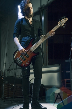 Lancaster performing at the 2015 KOI Music Festival in Kitchener, ON on Sept. 25, 2015. (Photo: Sabrina Direnzo/Aesthetic Magazine)