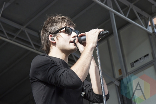 I See Stars performing at the 2015 KOI Music Festival in Kitchener, ON on Sept. 26, 2015. (Photo: Sabrina Direnzo/Aesthetic Magazine)
