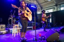 Scarlett Jane performing at CityFolk 2015 at Lansdowne Park in Ottawa, ON on Sept. 17, 2015. (Photo: Marc DesRosiers)