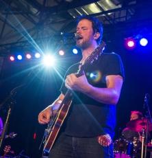 Wintersleep performing at CityFolk 2015 at Lansdowne Park in Ottawa, ON on Sept. 17, 2015. (Photo: Marc DesRosiers)