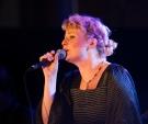 Jenn Grant performing at CityFolk Festival 2015 at Lansdowne Park in Ottawa, ON on Sept. 18, 2015. (Photo: Marc DesRosiers)