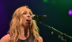 Sheryl Crow performing at the 2015 Kaaboo Del Mar Festival at the Del Mar Fairgrounds on Sept. 18, 2015 in Del Mar, CA. (Photo: C Flanigan/WireImage)