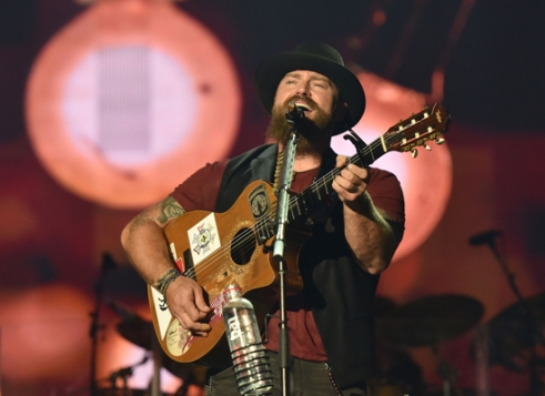 Zac Brown and the Zac Brown Band performing at the 2015 Kaaboo Del Mar Festival at the Del Mar Fairgrounds on Sept. 19, 2015 in Del Mar, CA. (Photo: WireImage)