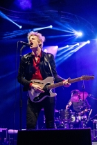Britt Daniel of Spoon performing at the 2015 Kaaboo Del Mar Festival at the Del Mar Fairgrounds on Sept. 19, 2015 in Del Mar, CA. (Photo: WireImage)