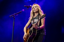 Sheryl Crow performing at the 2015 Kaaboo Del Mar Festival at the Del Mar Fairgrounds on Sept. 18, 2015 in Del Mar, CA. (Photo: WireImage)