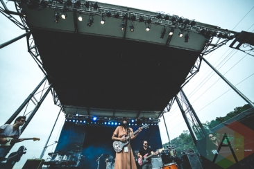 Adia Victoria performing at Thrival Festival in Pittsburgh, PA on Sept. 25, 2015. (Photo: Emily Kovacic/Aesthetic Magazine)