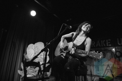 Lights performing at The Drake Hotel in Toronto on Sept. 28, 2015. (Photo: Amy Buck/Aesthetic Magazine)