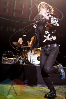 Cage The Elephant performing at Chill On The Hill 2015 in Detroit, MI on Sept. 13, 2015. (Photo: Amanda Cain/Aesthetic Magazine)