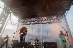Coheed And Cambria performing at Riot Fest Toronto 2015 at Downsview Park in Toronto, ON on Sept. 19, 2015. (Photo: Dale Benvenuto/Aesthetic Magazine)